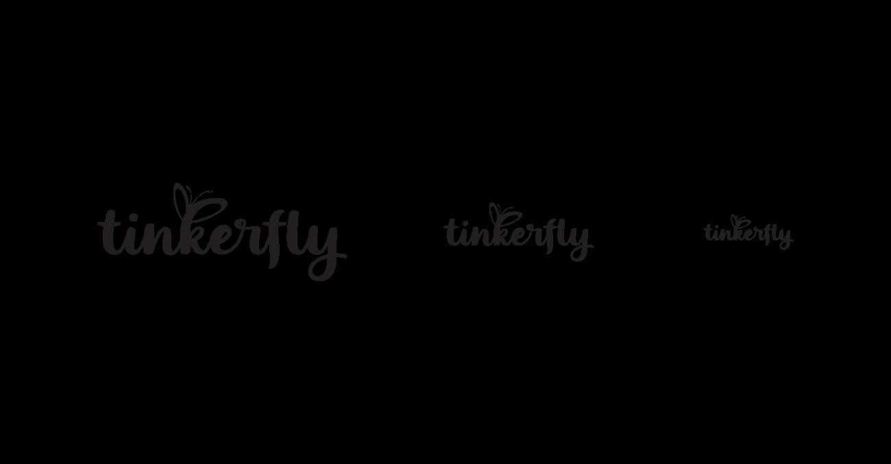 tinkerfly-black-logo